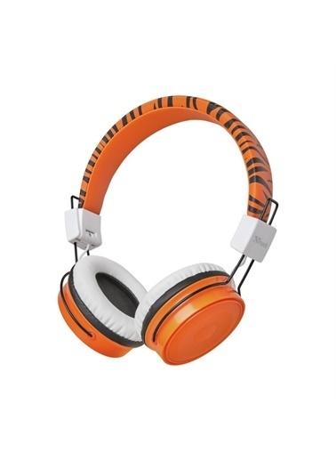 Trust Trust Comı Turuncu Bluetooth Kulak Üstü Çocuk Kulaklığı Renkli